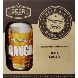 more on Bali Lager