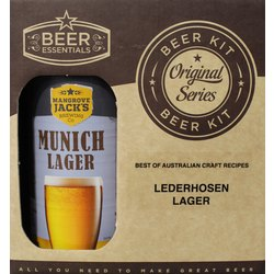 more on Lederhosen Lager