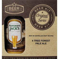 more on 4 Tree Forest Pale Ale