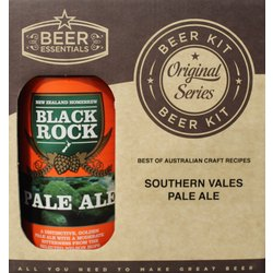 more on Southern Vales Pale Ale