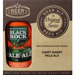 more on Hairy Nanny Pale Ale
