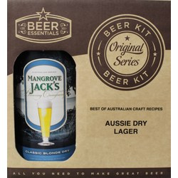 more on Aussie Dry Lager