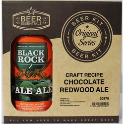 more on Chocolate Redwood Ale