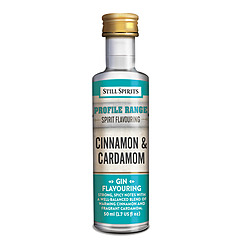 more on Still Spirits Gin Profile Cinnamon Cardamom 50ML