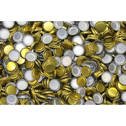 more on Crown Seal 26mm 1000Pk (Beer Bottle) Gold