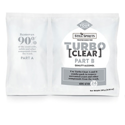 The Product Turbo Two Part Refiner -Turbo Clear