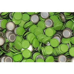 more on Crown Seal 26mm 100Pk (Beer Bottle) Green
