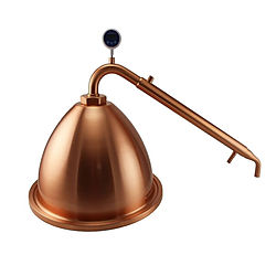 more on Copper Alembic and Copper Dome