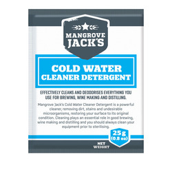 more on Brewcraft Cold Water Equipment Cleaner Deodorizer 25G Sachet