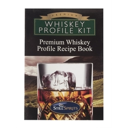more on Whiskey Profile Recipe Booklet