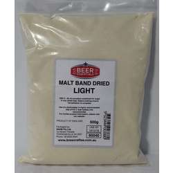 more on Band Dried Light Malt 500G