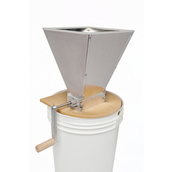 more on Twin Roller Grain Mill