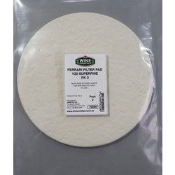 more on Filter Pads - Fine 2 Pk