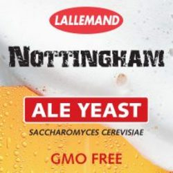 more on Nottingham Ale Yeast 11G