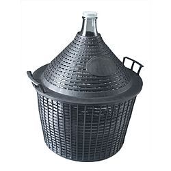 Glass Fermenters, Demijohns and Bladders image - click to shop