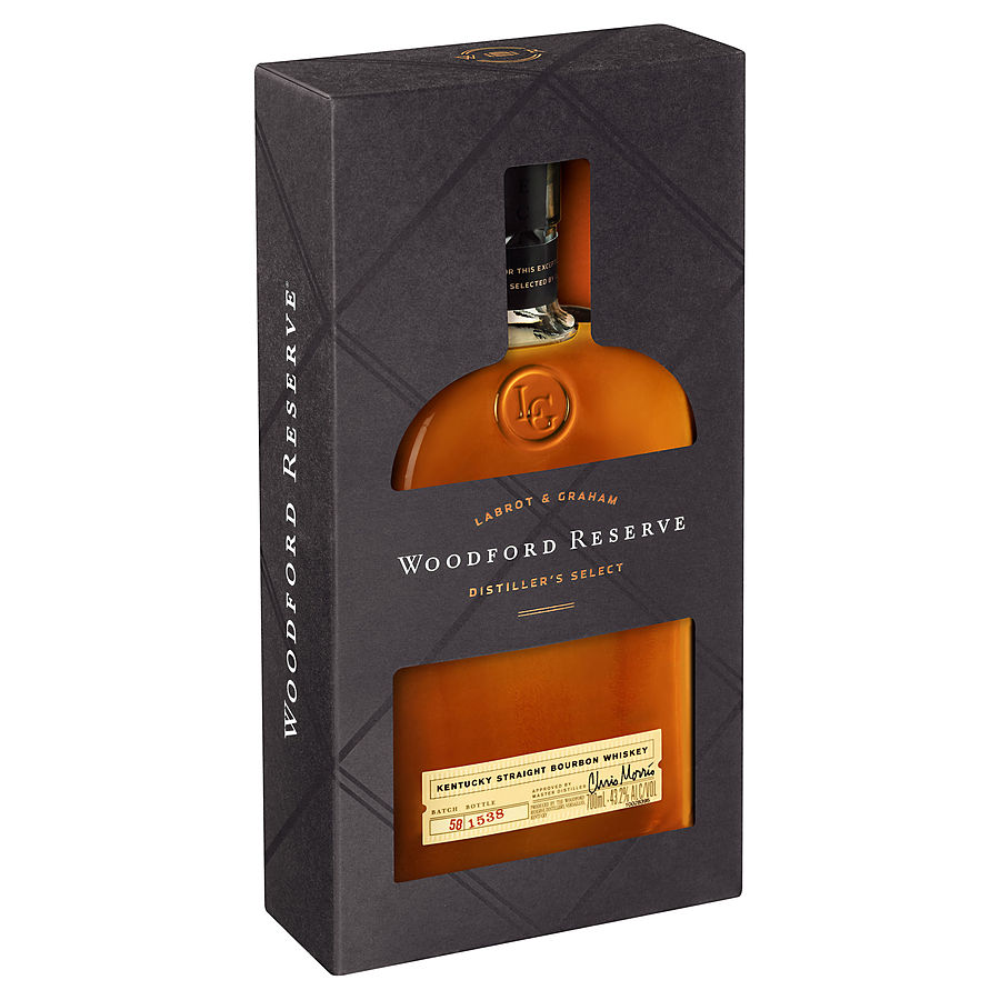 Woodford Reserve Whiskey 700ml - Image 1
