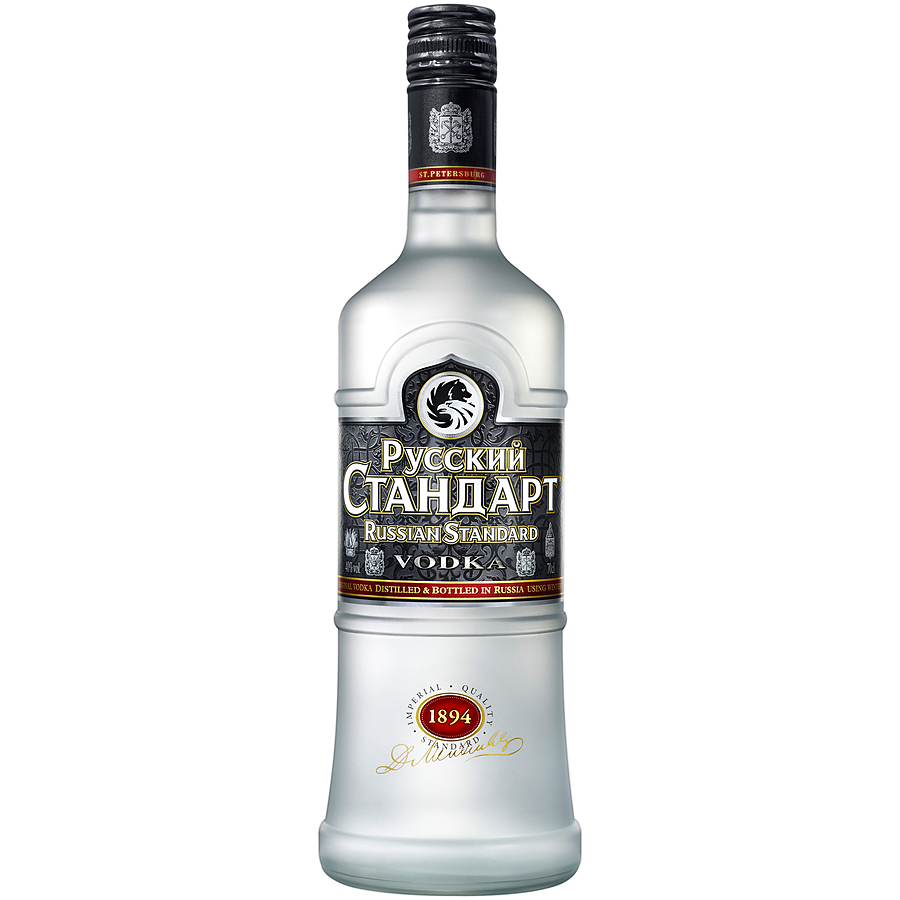 Russian Standard Vodka 700ml - Image 1
