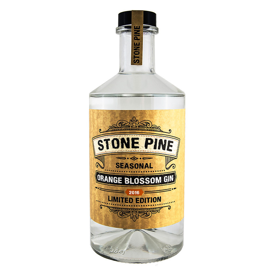Stone Pine Orange Blossom Gin 700ml - Image 1