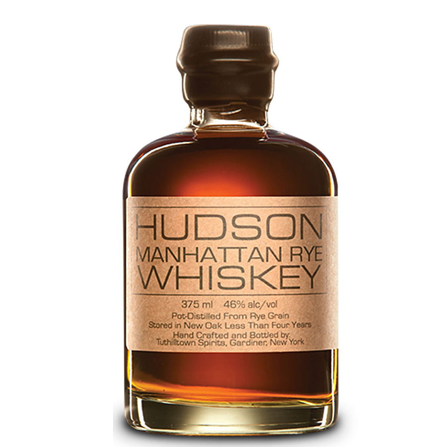 Hudson Manhatten Rye Whiskey 350ml - Image 1