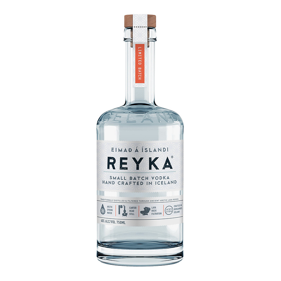 Reyka Iceland Vodka 700ml - Image 1