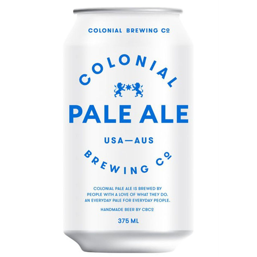 Colonial Pale Ale 375ml Can 4.4% - Image 1