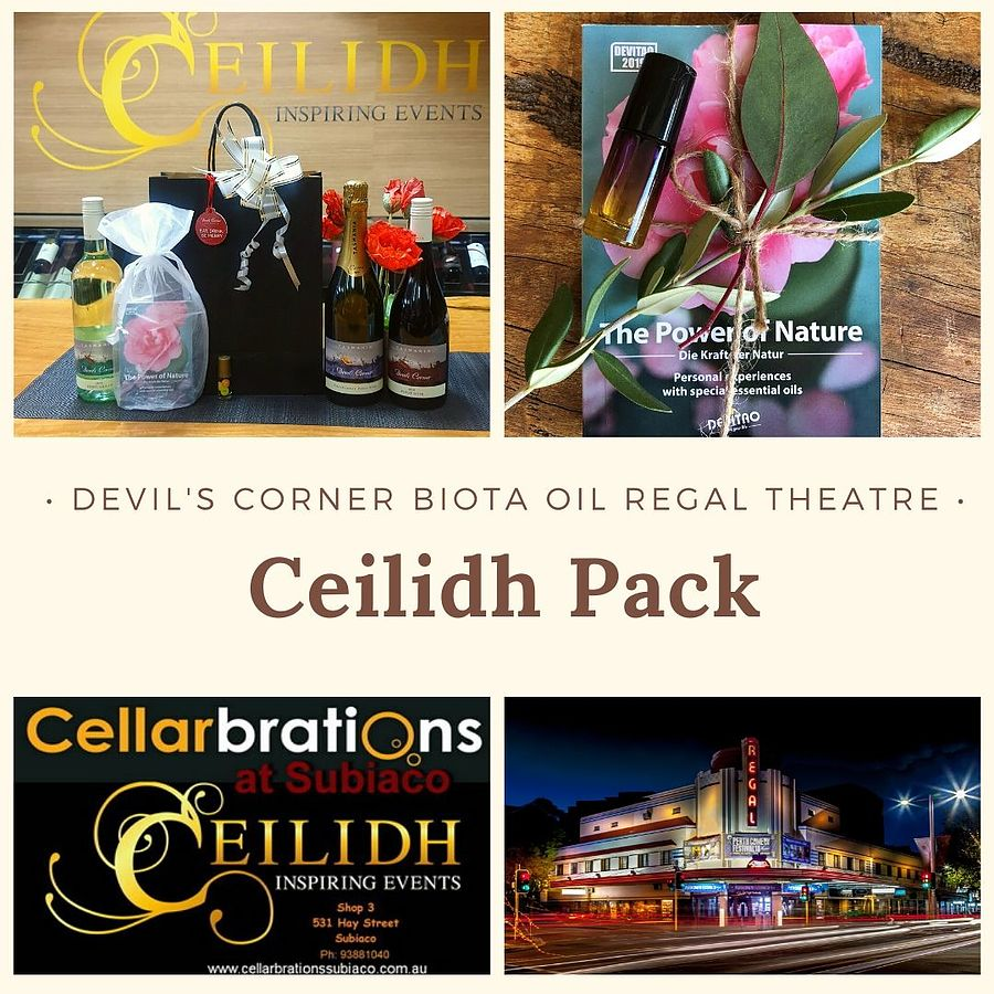 Devil's Corner Biota Oil Regal Thaetre # - Image 1
