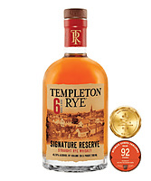 more on Templeton Straight Rye Whiskey 6 Year Ol