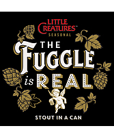 more on Little Creature Fuggle Stout Can 375ml