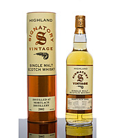 more on Signatory Vintage Mortlach 2002 14 Year 43%