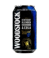 more on Woodstock Bourbon And Cola 10% 375ml Can