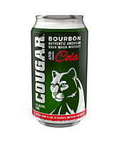 more on Cougar Bourbon And Cola 4.7% 375ml Can