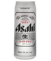 more on Asahi Super Dry 500ml Can