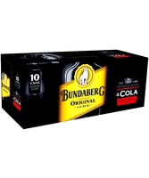 more on Bundaberg Up Rum And Cola 4.6% Can 10 Pack