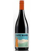 more on Cape Banks Pinot Noir