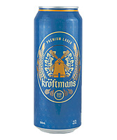 more on Kroftmans Lager 500ml Can