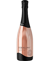 more on Sterling Vineyard Sparkling Rose 750ml