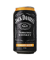 more on Jack Daniel's Whiskey % Ginger Beer 5% C