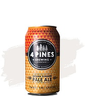 more on 4 Pines Indian Summer Ale Can 375ml