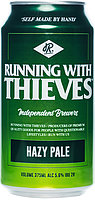 more on Running With Thieves Hazy Pale Ale 5.6%