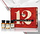 more on 12 Drams Of Rum Gift Pack 30ml X 12