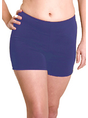 more on Long Boyleg shorts - Cobalt CR