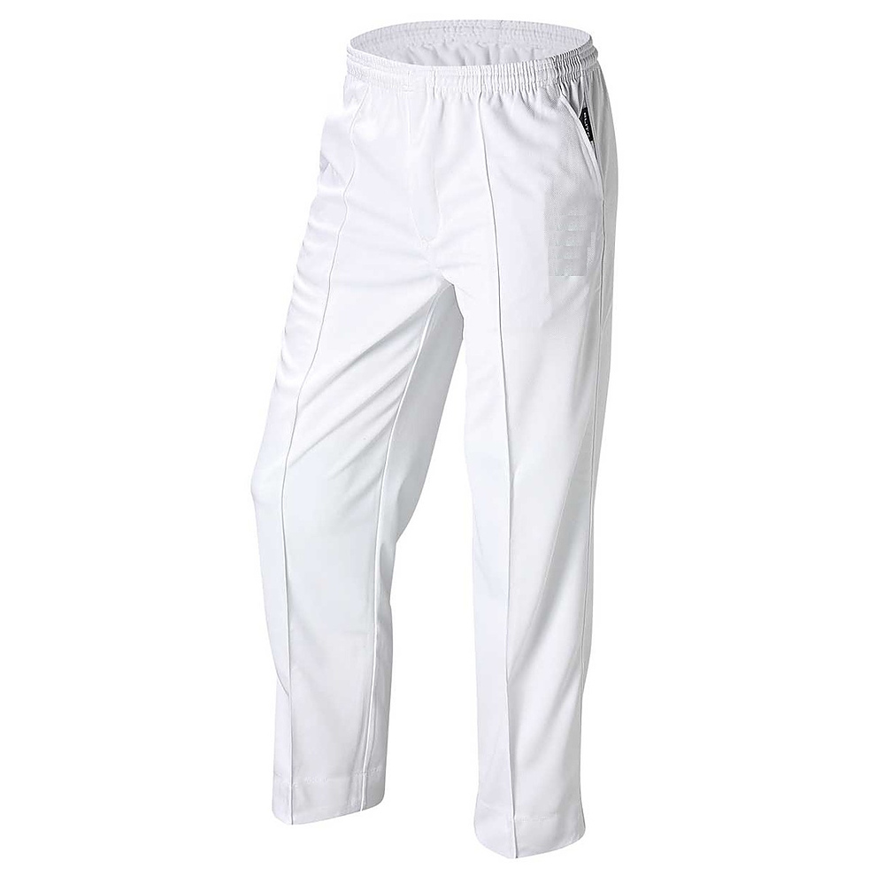 CWP JCC White Cricket Long Pants - Image 1