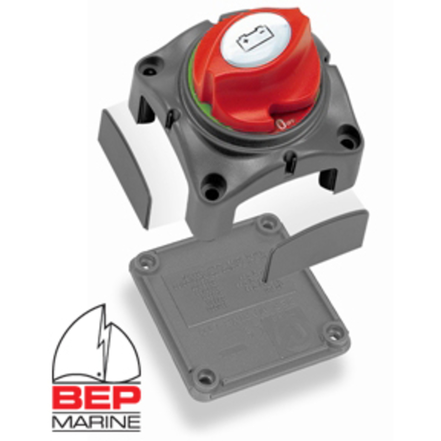 BEP Contour Battery Master Switch