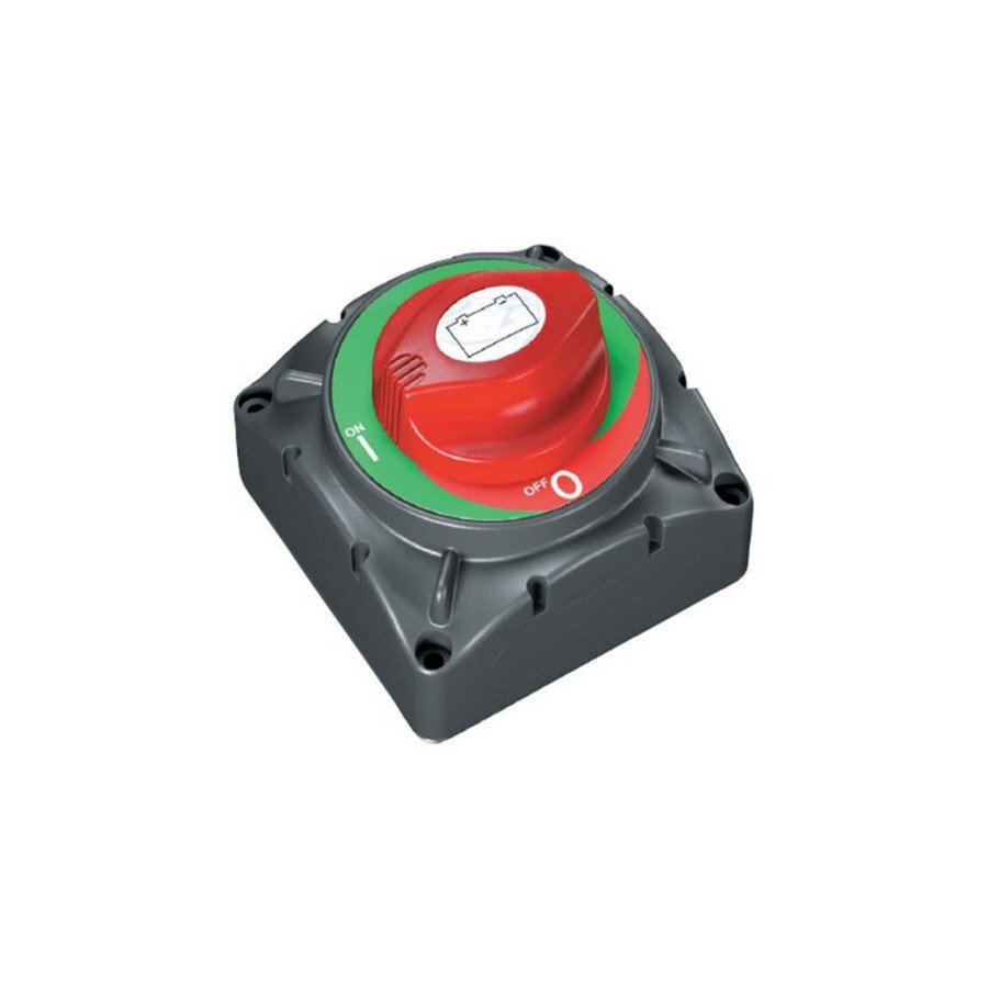 BEP Contour Heavy Duty Battery Master Switch