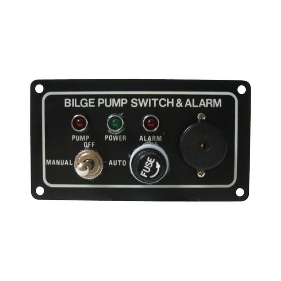 Bilge Pump Switch Panel - with alarm - Image 1