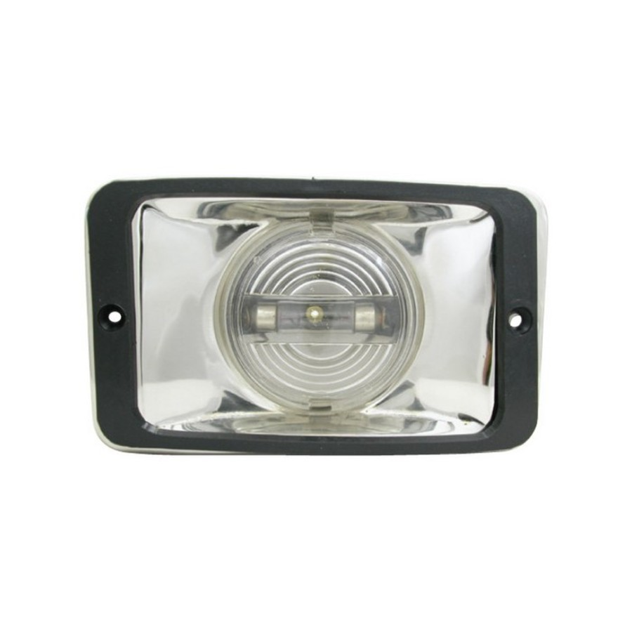 Marine Town Cockpit Light - Rectangular
