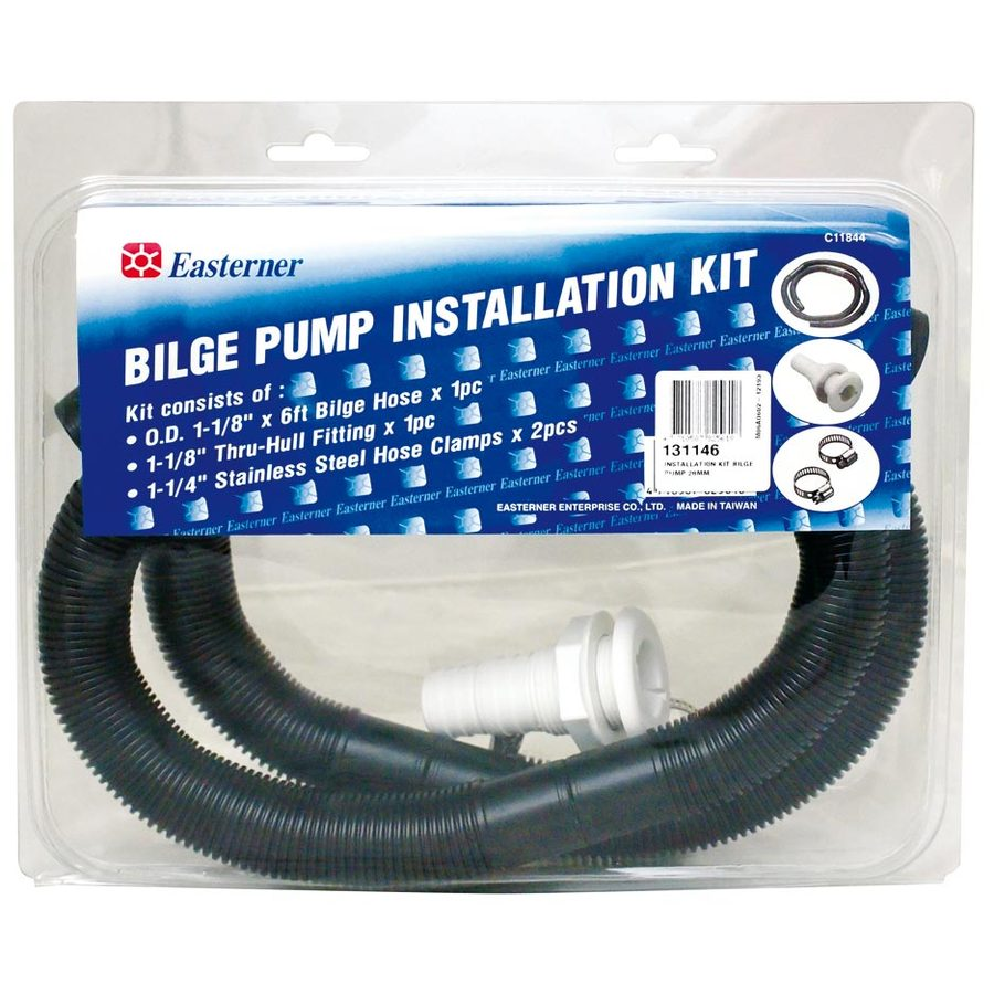 Bilge Pump Installation Kits - 28mm - Image 1