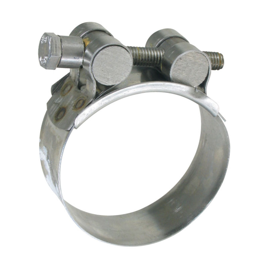 Hose Clamp T-Bolt SS 140-148mm