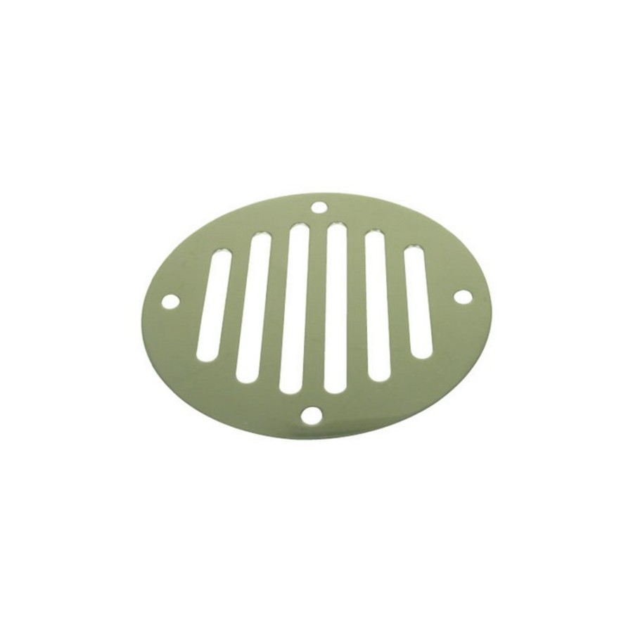 Drain Cover - Stainless Steel