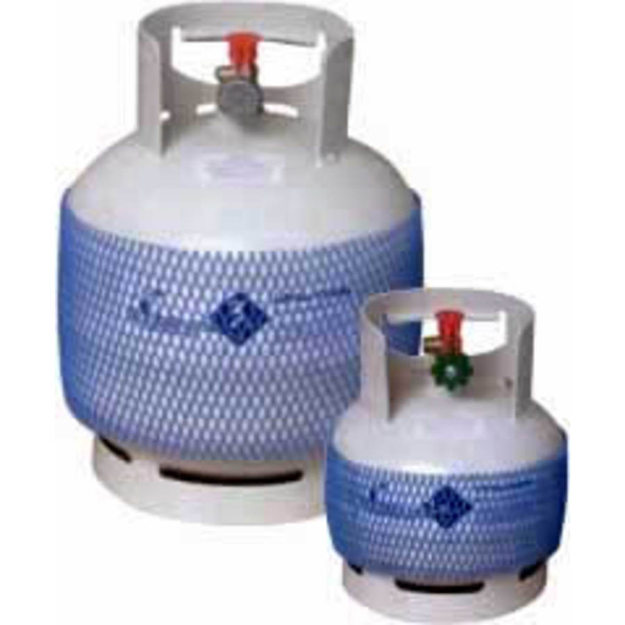 Gas Cylinder Powder Coat 3.0kg 38lH